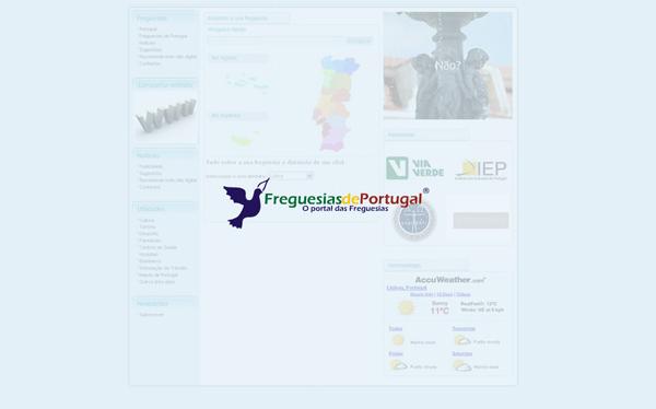 Freguesias de Portugal